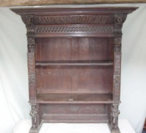 Oak Dutch Dresser - Before Restoration (Image 2)