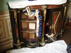 Boulle work Cabinet